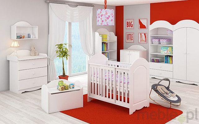 Łóżeczko dla dziecka CLASIC