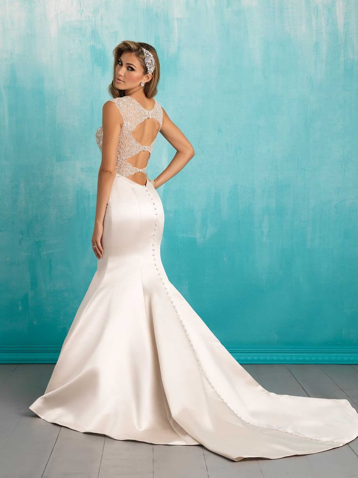 Discover The Allure 9306 Bridal Gown Find Exceptional Gowns At Wedding Pe