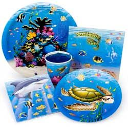 Ocean Party Party Supplies