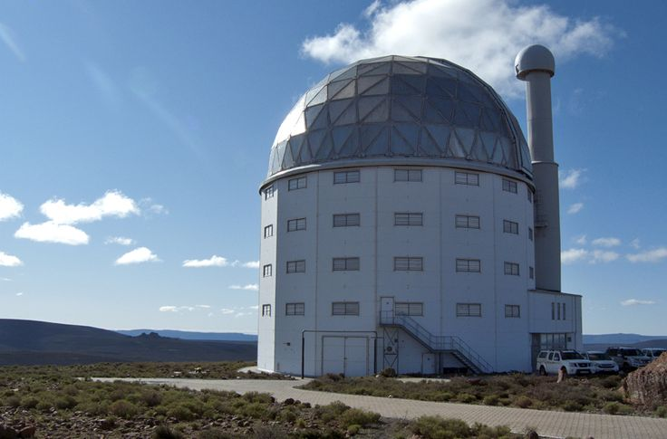 SALT: The largest single optical telescope in the Southern hemisphere is located in the tiny town of Sutherland in South Africa's Northern Cape.