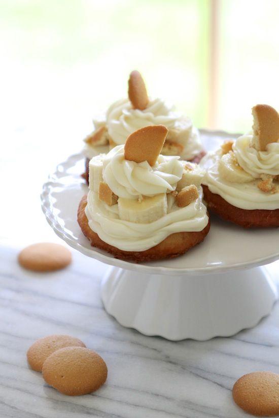 The Puddin' Doughnut from Gourdough's