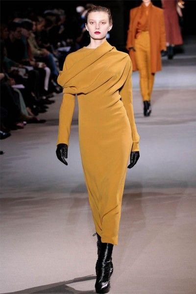Haider Ackermann Fall 2012 | Paris Fashion Week