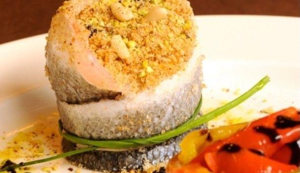 Beccafico alla spigola dello chef Franco Costanzo del Pastamadre http://www.menuale.it/blog/Il-piatto/LE-RICETTE-DEGLI-CHEF--BECCAFICO-DI-SPIGOLA.aspx