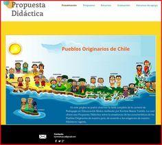 """Propuesta didáctica para mejorar el proceso de enseñanza y aprendizaje en la unidad Nº 2 """"Pueblos Originarios de Chile"""" en Historia, Geografía y Ciencias Sociales para estudiantes de segundo año básico a través de la integración de las TIC – Portal Didáctica y Educación"""