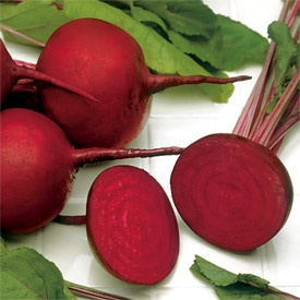 how to cook red beets from the garden