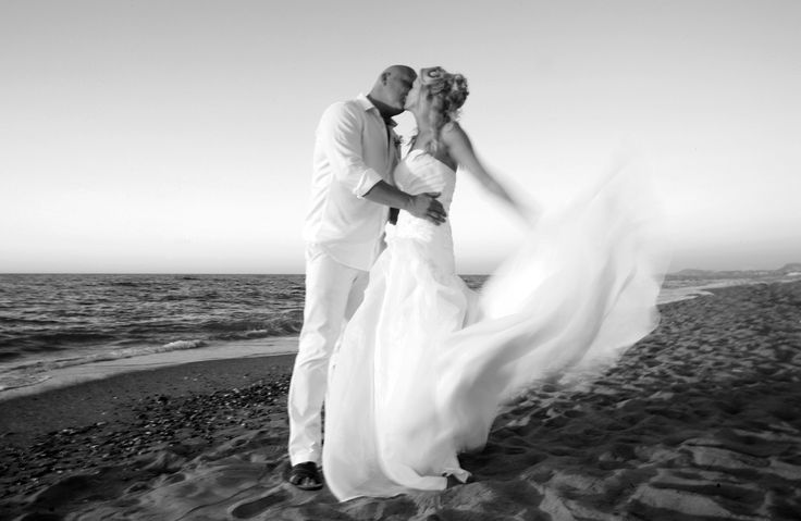 Wedding in Crete island