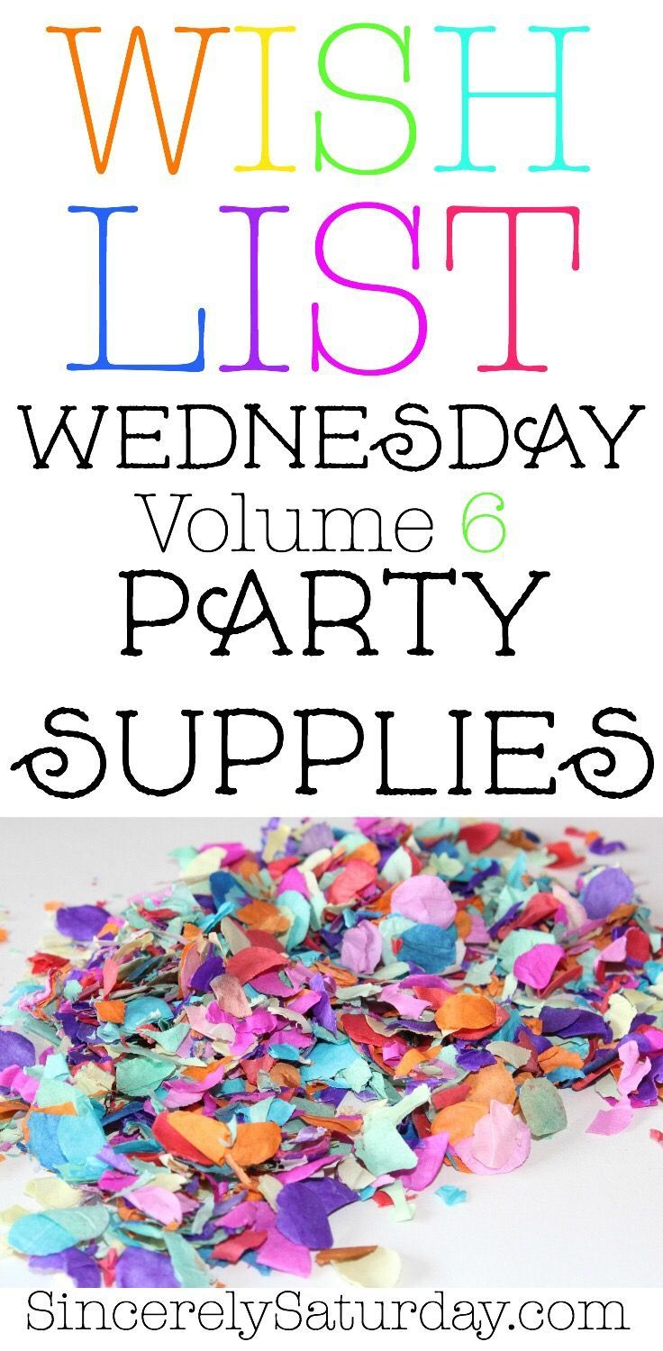 Best places to find party supplies online. Best party supplies. Party supplies. If you need to find the best party supplies for cheap look no further. I have a list of the top party supply places online.
