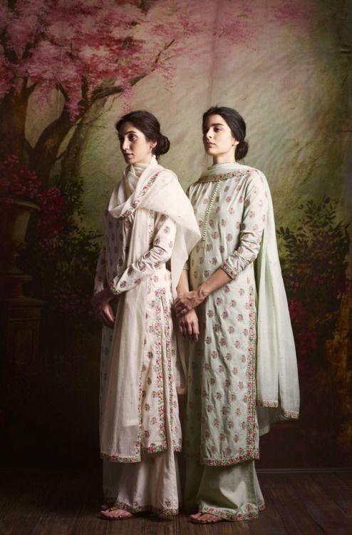 Sabyasachi Mukherjee 'Luxury Cottons' 2016