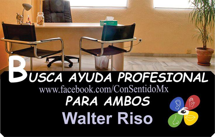 conSentido: BUSCA AYUDA PROFESIONAL PARA AMBOS