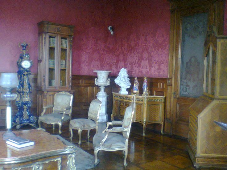 Sala De Estar Wikipedia ~ Sala de estar de Maximiliano de Habsburgo  Castillo de Chapultepec