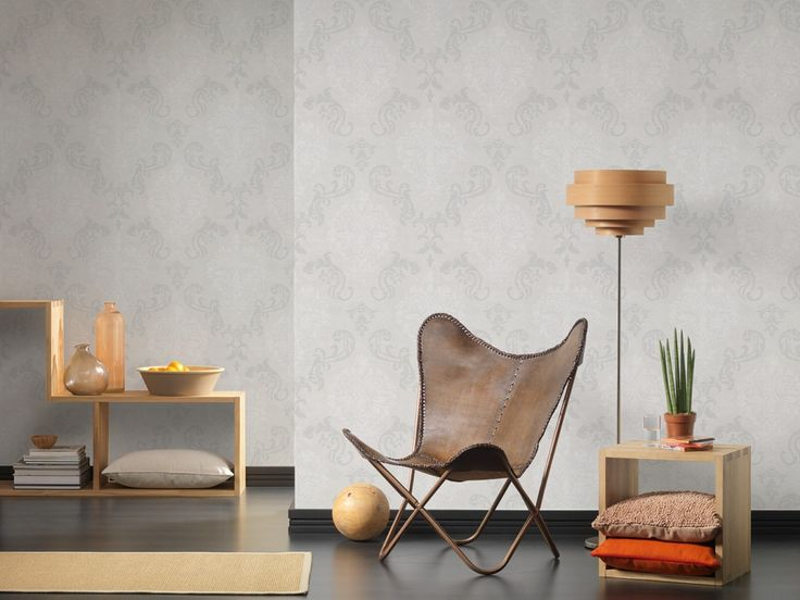 7 best Zu Hause images on Pinterest Living room, Wall papers and - wohnzimmer orange beige