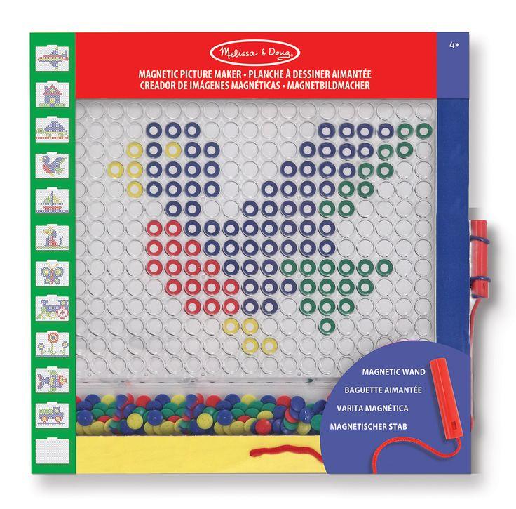 ¡Hola! Si con esto no se entretienen ;)... #juegomagnetico  http://www.babycaprichos.com/pizzarra-magnetica-para-manualidades-infantiles.html …