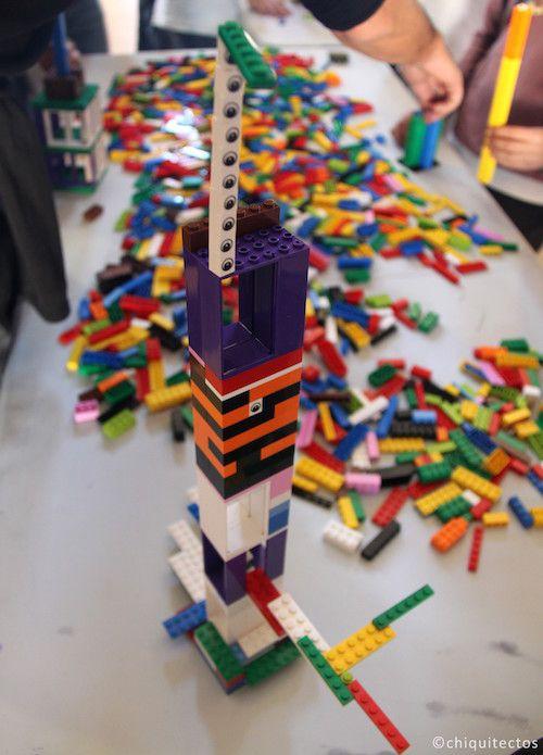 DOMINGO 28 de mayo. 12,00 a 13,00 . taller familiar para participantes de 3 a 5 años. SEMILLA Viajaremos por el globo en busca de los edificios más altos del mundo, analizaremos cómo se han construido, cómo se consiguen esas dimensiones y qué problemas nos encontramos cuando