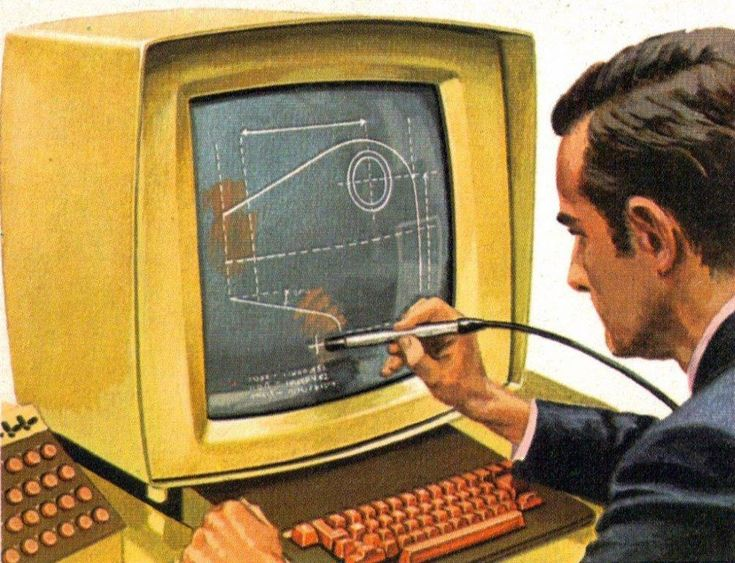 'More and more the computer will take the place of the human brain'.