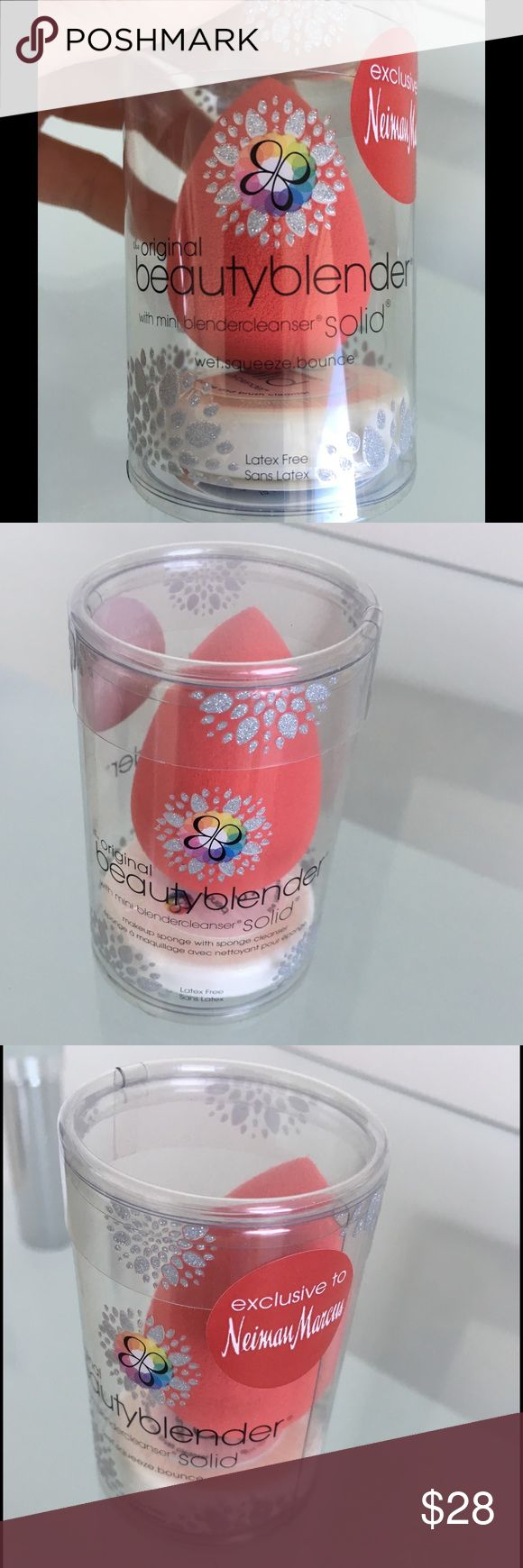 Selling this Beauty Blender & Cleanser (Limited Edition Color) on Poshmark! My username is: dolceluxe. #shopmycloset #poshmark #fashion #shopping #style #forsale #Beauty Blender #Other
