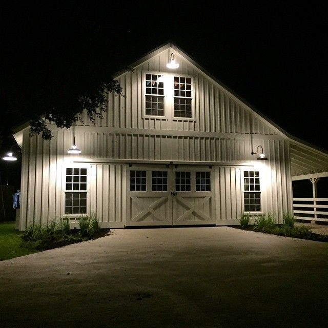 I Like The Farm At Night Homesweethome Barn By Woodtextx