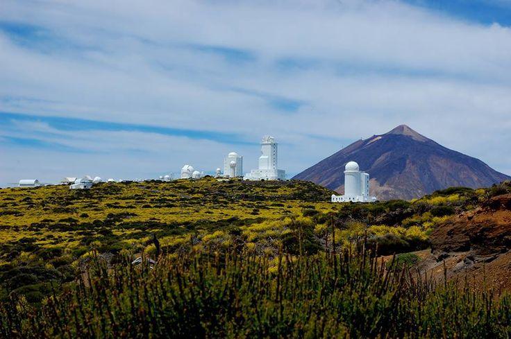 Tenerife - Observatorio Nacional de Izaña (Pepe Son Mios)