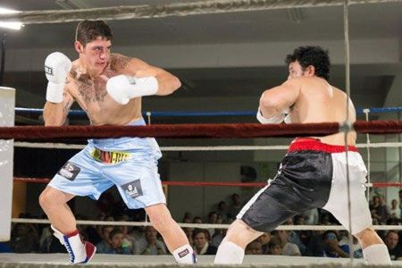 Armand Herbst  Boxing at SMD Ballito