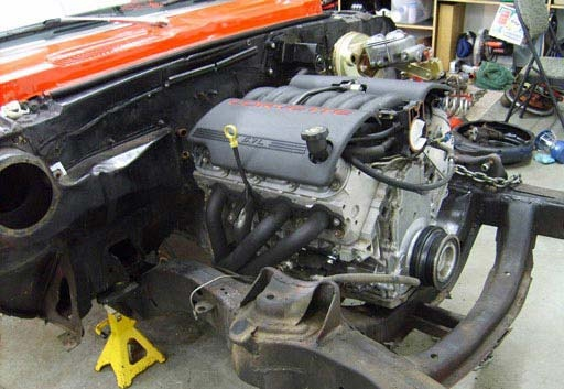 1969 Camaro For Sale >> 2000 Corvette LS1 to 1969 Camaro - Engine | LS1 Chevy | Pinterest | Corvettes and Engine