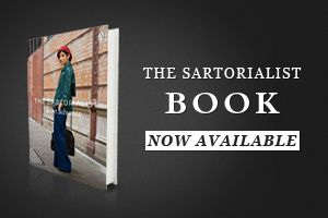 Now in book form too! The Sartorialist.