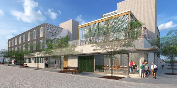 New 75-Key Hotel Breaks Ground in East Austin