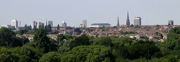 England: Coventry