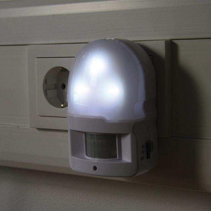 Heitronic LED Bewegungsmelder für die Steckdose