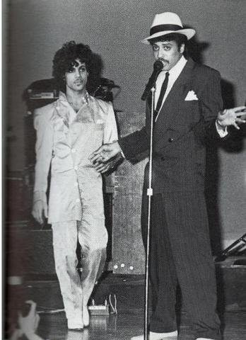 Prince..oh and Morris Day.