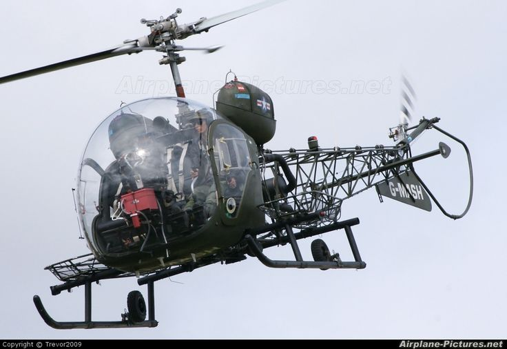 The reason I wanted to become a Helicopter pilot.... never did though..