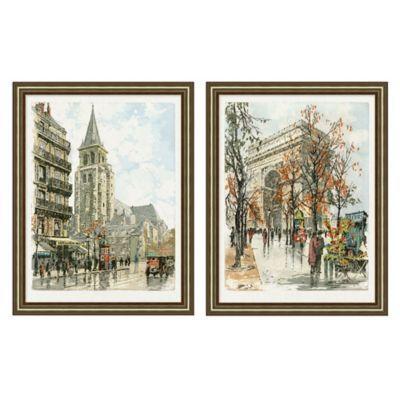 Paris Wall Art Collection - BedBathandBeyond.com