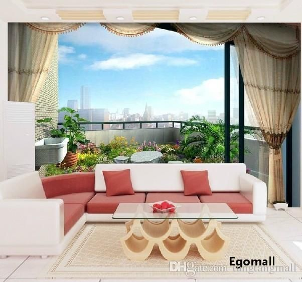 Best new arrival mural wallpaper 3d wallpaper papel de for Best 3d wallpaper for bedroom