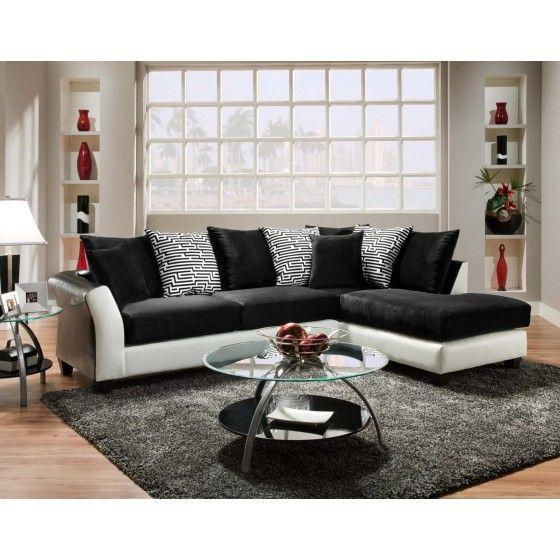 11 best Living Room Furniture images on Pinterest Living room - white sectional living room