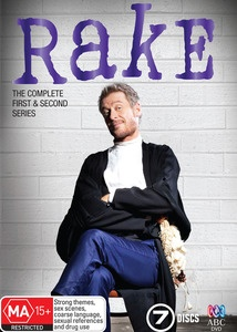 Rake - Series 1 & 2 Box Set. On any single day, Cleaver Greene is described as many things. Whilst his ex-wife may call him 'unreliable', his son will call him 'a mate'. To his learned friends at the bar table he is 'a real wag', to his jurors he is 'hilarious', and to most judges he is 'an outrage'. $79.99