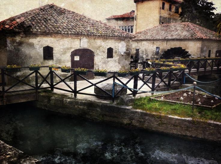 The mills #portogruaro #venice #italy