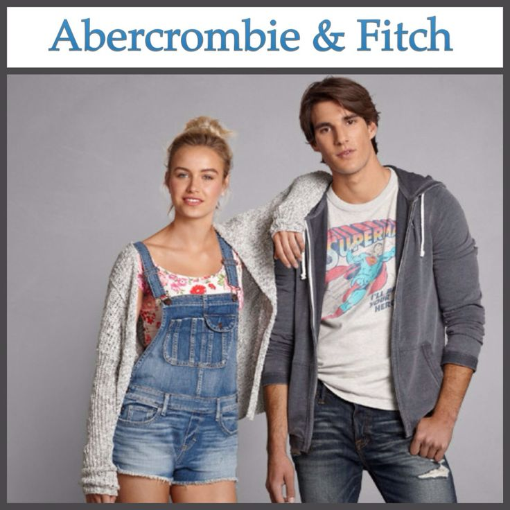 Abercrombie&Fitch Kadın, Erkek, Çocuk Tüm Ürünleri Artık Bizimle Kapınızda.. #amerikadankapiniza #abercrombie