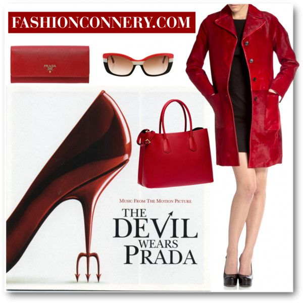 The Devil Wears Prada Outfit Idea 2017
