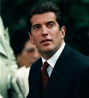 jfk jr....he is one of the most handsome men ever- my heart be still always when I look at him....