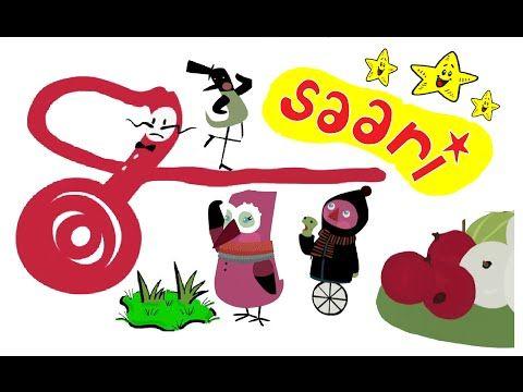 The Shadow - Saari - #Musical #Cartoons For Kids