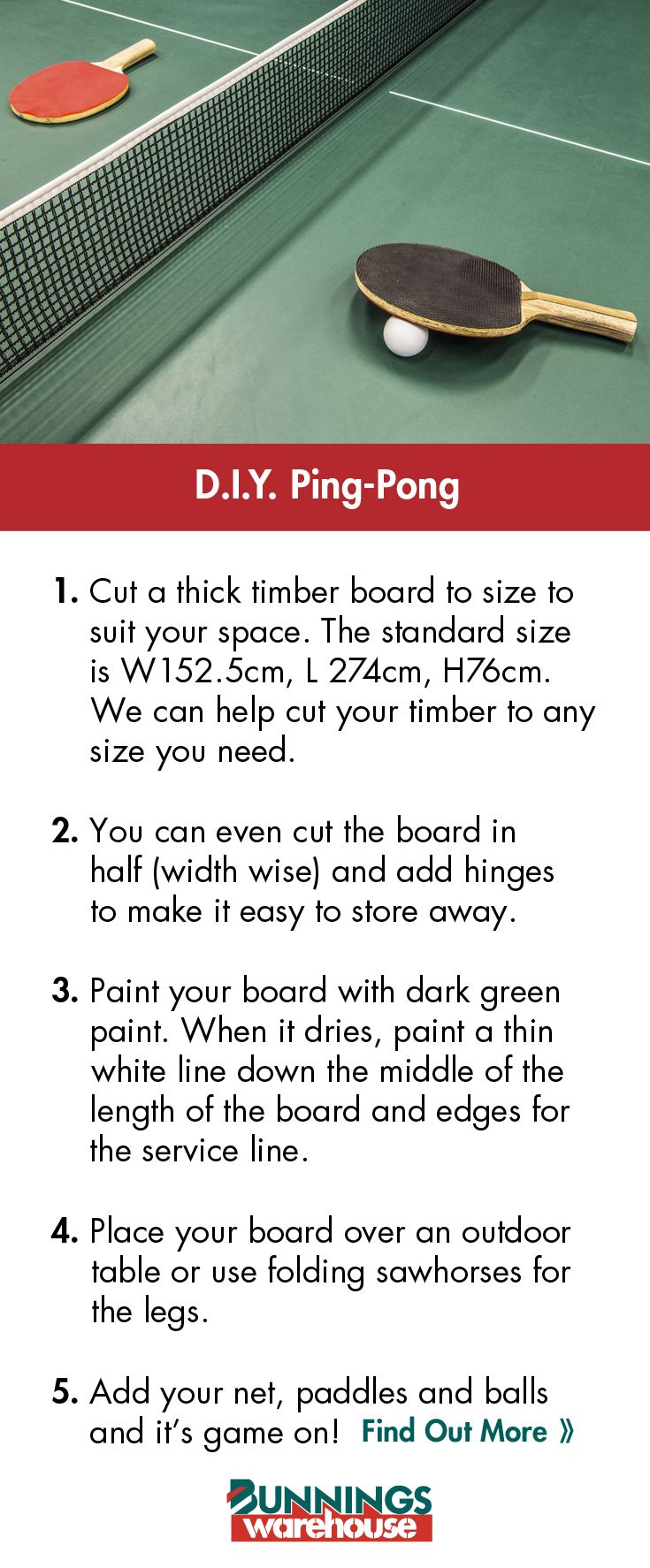 Another #summer #DIY project made easy!