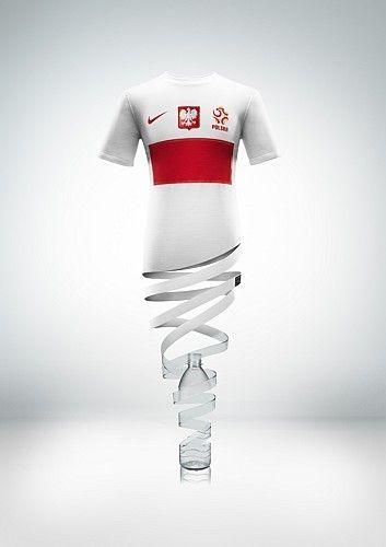 Polônia - Poland - Shirt Away - Euro Copa 2012 - futebol - soccer - calcio - football - piłka nożna - uniforme - uniform - jednolity
