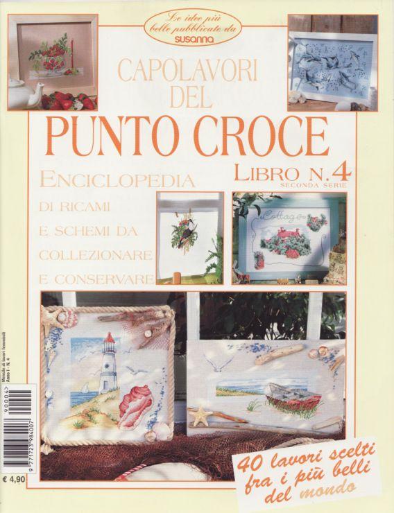 Gallery.ru / Enciclopedia de punto de Cruz 4