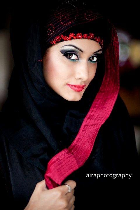 beautiful muslim women pictures | Abaya Designs Collection 2013 For Muslim Women Beautiful Islamic women ...
