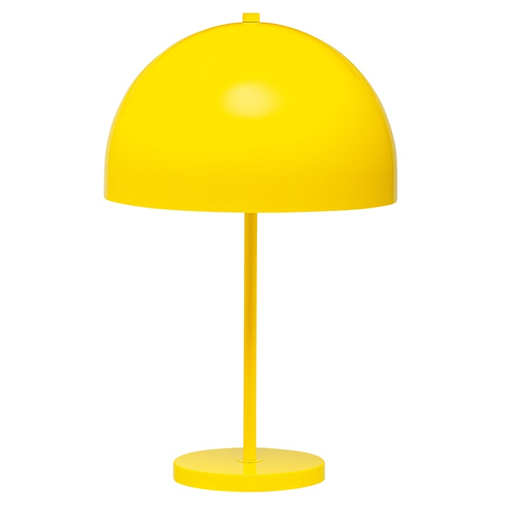 Casper Table Lamp Yellow from Domayne