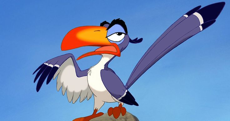 I got Zazu! Quiz: Which Lion King Character Should Be Your Role Model? | Quiz