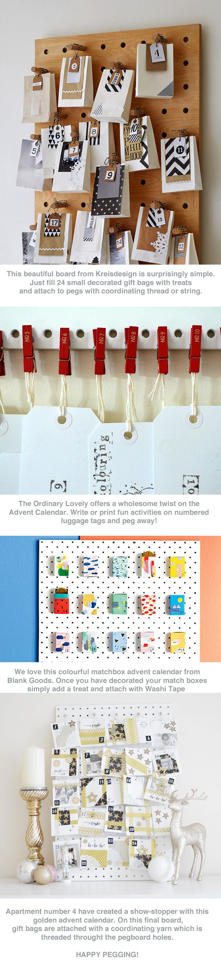 Diy Calendar Uk : Best block design pegboard images on pinterest