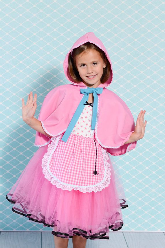 Little Miss Muffet costume, Itsy Bitsy Spider birthday, Halloween Costume ad