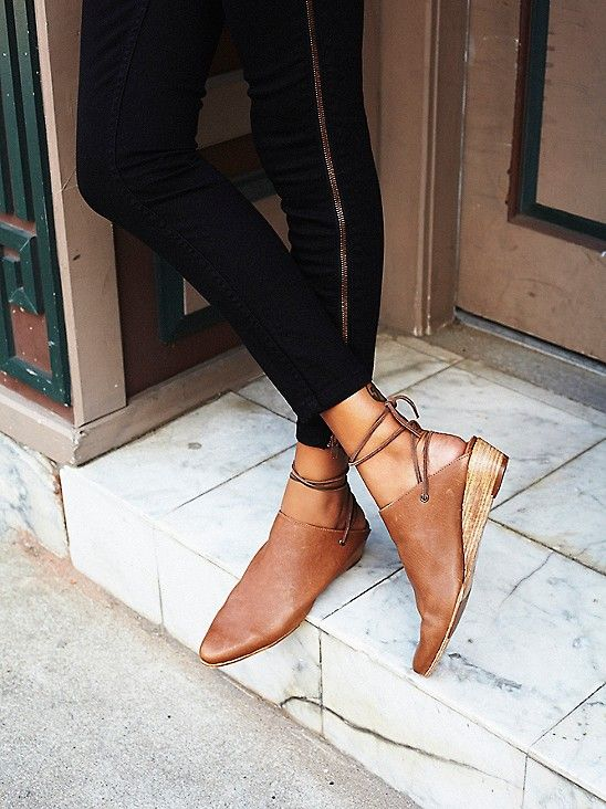 Tan. I LOVE LOVE MULE SHOES ESPECIALLY 1 OR EVEN 2 INCH HEELS OR WEEDGES!! THESE ARE SO ADORABLE TOO!! LOVE THE COLOR. I CAN NEVER FIND THEM IN LOW HEELS!!