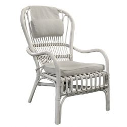 Alusion Relax Chair White