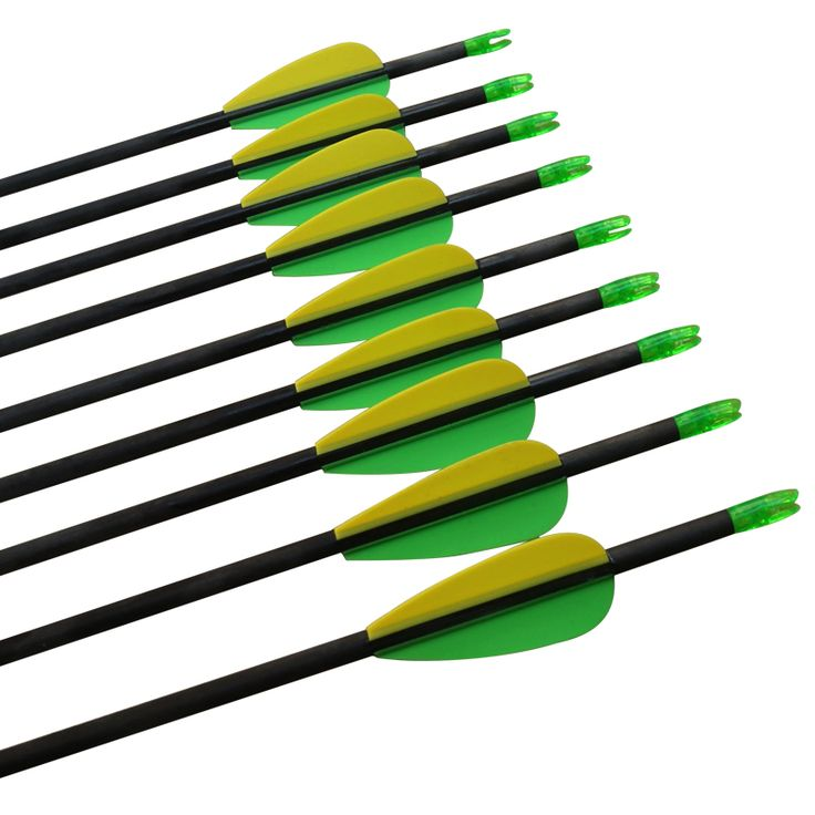 "Free shipping 12 pcs/lot carbon arrow ID 4.2mm shaft length 30"" spine 700 bullet point shoot archery bow outdoor"