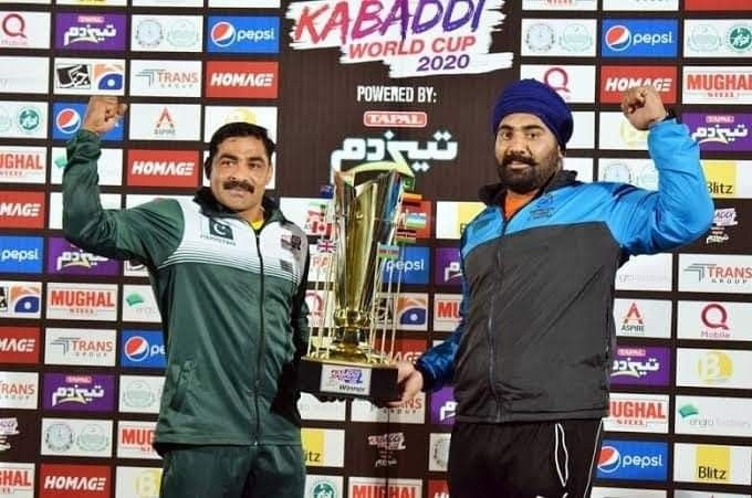 Pakistan Win Kabaddi World Cup In 2020 Stress Relief World Cup Womens Health